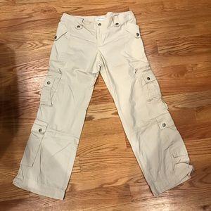 Banana Republic Size 12 Cargo Pants